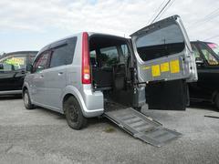 沖縄の中古車 ダイハツ ムーヴ 車両価格 34万円 リ済込 平成16年 14.4万K シルバー