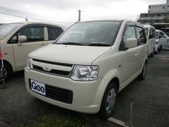 沖縄の中古車 三菱 eKワゴン 車両価格 29万円 リ済込 平成22年 12.4万K イエロー