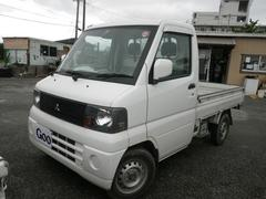沖縄の中古車 三菱 ミニキャブトラック 車両価格 29万円 リ済込 平成16年 13.9万K ホワイト