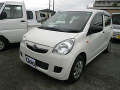 沖縄の中古車 ダイハツ ミラ 車両価格 29万円 リ済込 平成23年 9.8万K ホワイト