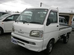 沖縄の中古車 ダイハツ ハイゼットトラック 車両価格 34万円 リ済込 平成13年 10.3万K ホワイト