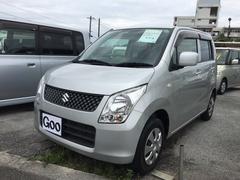 沖縄の中古車 スズキ ワゴンR 車両価格 39万円 リ済込 平成21年 12.5万K シルバー