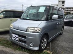 沖縄の中古車 ダイハツ タント 車両価格 29万円 リ済込 平成16年 11.4万K シルバー