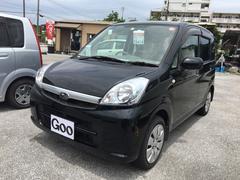 沖縄の中古車 スバル ステラ 車両価格 29万円 リ済込 平成20年 10.2万K ブラック