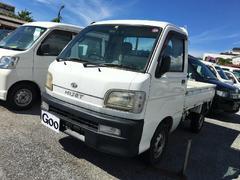 沖縄の中古車 ダイハツ ハイゼットトラック 車両価格 34万円 リ済込 平成11年 14.5万K シロ