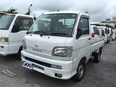 沖縄の中古車 ダイハツ ハイゼットトラック 車両価格 39万円 リ済込 平成16年 10.5万K ホワイト