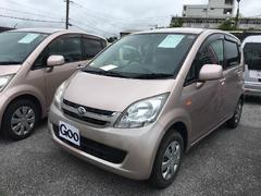 沖縄の中古車 ダイハツ ムーヴ 車両価格 31万円 リ済込 平成20年 11.3万K ライトローズ