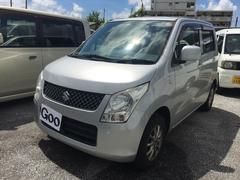 沖縄の中古車 スズキ ワゴンR 車両価格 34万円 リ済込 平成20年 11.4万K シルバー