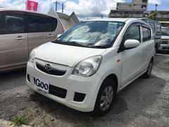 沖縄の中古車 ダイハツ ミラ 車両価格 29万円 リ済込 平成24年 9.3万K シロ