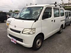 沖縄の中古車 トヨタ タウンエースバン 車両価格 49万円 リ済込 平成20年 12.3万K ホワイト