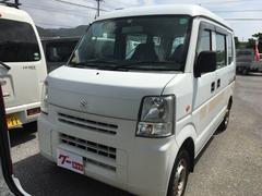 沖縄の中古車 スズキ エブリイ 車両価格 34万円 リ済込 平成21年 12.8万K ホワイト