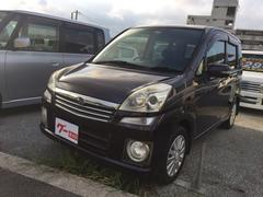沖縄の中古車 スバル ステラ 車両価格 34万円 リ済込 平成20年 10.5万K パープル