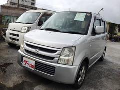 沖縄の中古車 スズキ ワゴンR 車両価格 29万円 リ済込 平成19年 11.5万K シルバー