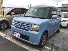 沖縄の中古車 ダイハツ ムーヴコンテ 車両価格 39万円 リ済込 平成21年 12.3万K ライトブルー