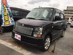 沖縄の中古車 スズキ ワゴンR 車両価格 29万円 リ済込 平成18年 11.3万K ミステリアスバイオレットパール