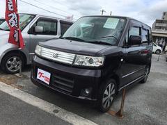 沖縄の中古車 スズキ ワゴンR 車両価格 34万円 リ済込 平成19年 12.7万K ミステリアスバイオレットパール