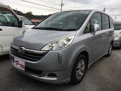 沖縄の中古車 ホンダ ステップワゴン 車両価格 36万円 リ済込 平成18年 9.4万K サテンシルバーメタリック