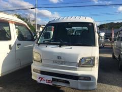 沖縄の中古車 ダイハツ ハイゼットトラック 車両価格 44万円 リ済込 平成14年 13.8万K ホワイト