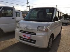 沖縄の中古車 ダイハツ タント 車両価格 44万円 リ済込 平成20年 10.5万K パールホワイトIII