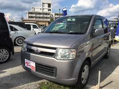 沖縄の中古車 三菱 eKワゴン 車両価格 29万円 リ済込 平成18年 10.9万K グレーM