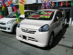 沖縄の中古車 ダイハツ ミライース 車両価格 51万円 リ済込 平成24年 7.8万K シェルローズ