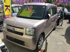 沖縄の中古車 トヨタ ピクシススペース 車両価格 68万円 リ済込 平成25年 3.4万K ピンク