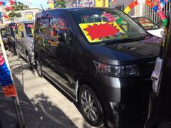 沖縄の中古車 スズキ ワゴンRスティングレー 車両価格 57万円 リ済込 平成23年 7.0万K グレー