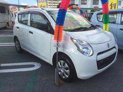 沖縄の中古車 スズキ アルト 車両価格 35万円 リ済込 平成24年 6.8万K ホワイト