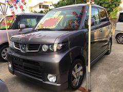 沖縄の中古車 ホンダ ゼストスパーク 車両価格 63万円 リ済込 平成22年 3.2万K グレー