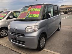 沖縄の中古車 ダイハツ タント 車両価格 47万円 リ済込 平成21年 6.2万K シルバー