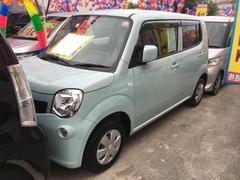 沖縄の中古車 日産 モコ 車両価格 51万円 リ済込 平成25年 9.2万K ライトブルーM
