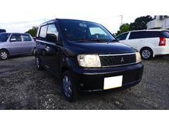 沖縄の中古車 三菱 eKワゴン 車両価格 14万円 リ済込 平成16年 13.9万K ブラック