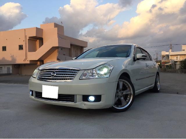 日産 フーガ 250XV ☆大幅価格調整☆ (検30.6)