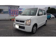 沖縄の中古車 スズキ ワゴンR 車両価格 19.8万円 リ済込 平成17年 5.7万K ホワイト