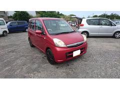 沖縄の中古車 スバル ステラ 車両価格 19.8万円 リ済込 平成18年 10.3万K レッド
