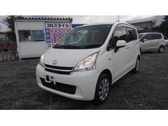 沖縄の中古車 ダイハツ ムーヴ 車両価格 39.8万円 リ済込 平成24年 13.4万K ホワイト