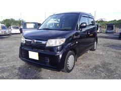 沖縄の中古車 ホンダ ゼスト 車両価格 14.8万円 リ済込 平成18年 11.4万K ブラック