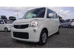 沖縄の中古車 日産 モコ 車両価格 39.8万円 リ済込 平成24年 14.0万K ホワイト
