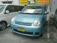沖縄の中古車 トヨタ シエンタ 車両価格 45万円 リ済込 平成19年 9.7万K Lグリーン