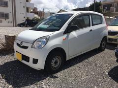 沖縄の中古車 ダイハツ ミラ 車両価格 9万円 リ済込 平成20年 16.0万K ホワイト