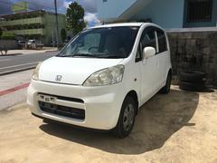 沖縄の中古車 ホンダ ライフ 車両価格 15万円 リ済込 平成20年 24.7万K ホワイト