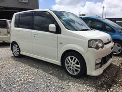 沖縄の中古車 ダイハツ ムーヴ 車両価格 23万円 リ済別 平成16年 13.3万K ホワイト