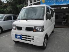 沖縄の中古車 日産 クリッパーバン 車両価格 46万円 リ済込 平成21年 9.3万K ホワイト