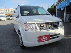 沖縄の中古車 三菱 eKワゴン 車両価格 45万円 リ済込 平成23年 8.0万K ホワイト