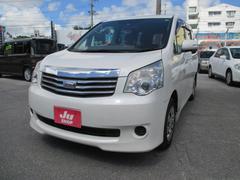 沖縄の中古車 トヨタ ノア 車両価格 114万円 リ済込 平成22年 7.4万K ホワイト