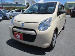 沖縄の中古車 スズキ アルト 車両価格 36万円 リ済込 平成22年 9.1万K ベージュ