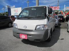 沖縄の中古車 マツダ ボンゴバン 車両価格 62万円 リ済込 平成23年 7.2万K ホワイト