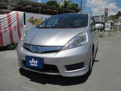 沖縄の中古車 ホンダ フィットシャトルハイブリッド 車両価格 88万円 リ済込 平成23年 5.0万K シルバーM