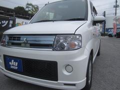 沖縄の中古車 三菱 トッポ 車両価格 46万円 リ済込 平成25年 6.7万K パールホワイト