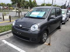 沖縄の中古車 トヨタ シエンタ 車両価格 113万円 リ済別 平成26年 4.3万K グレー